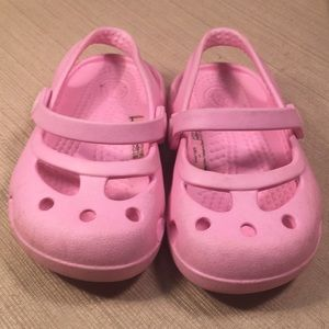 Crocs almost new!